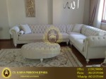 Sofa Sudut Chesterfield