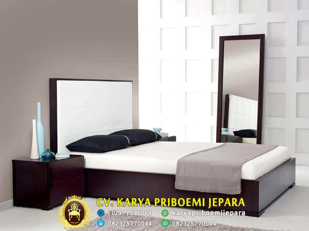 Tempat Tidur Bella Minimalis