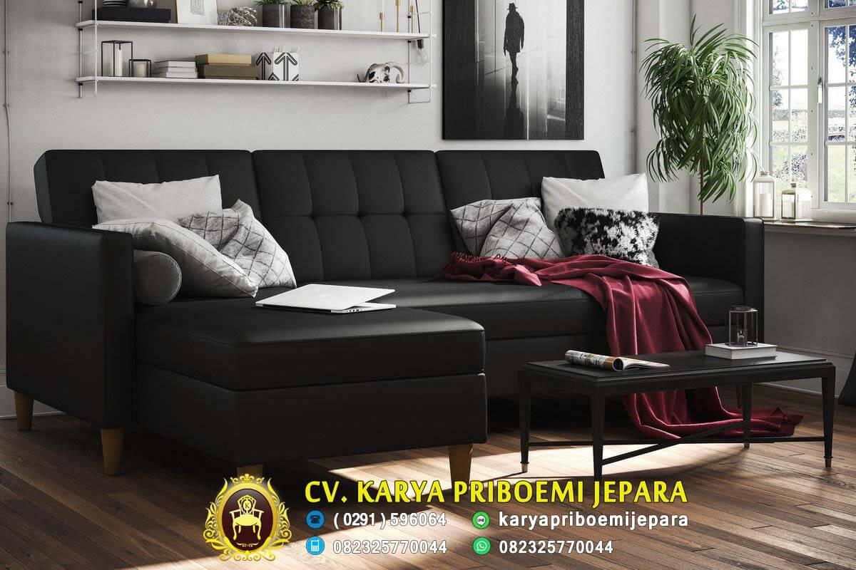 Sofa Minimalis Kayu Jati