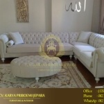 Sofa Sudut Chesterfield
