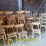 Kursi Cafe Jati Jepara Terbaru